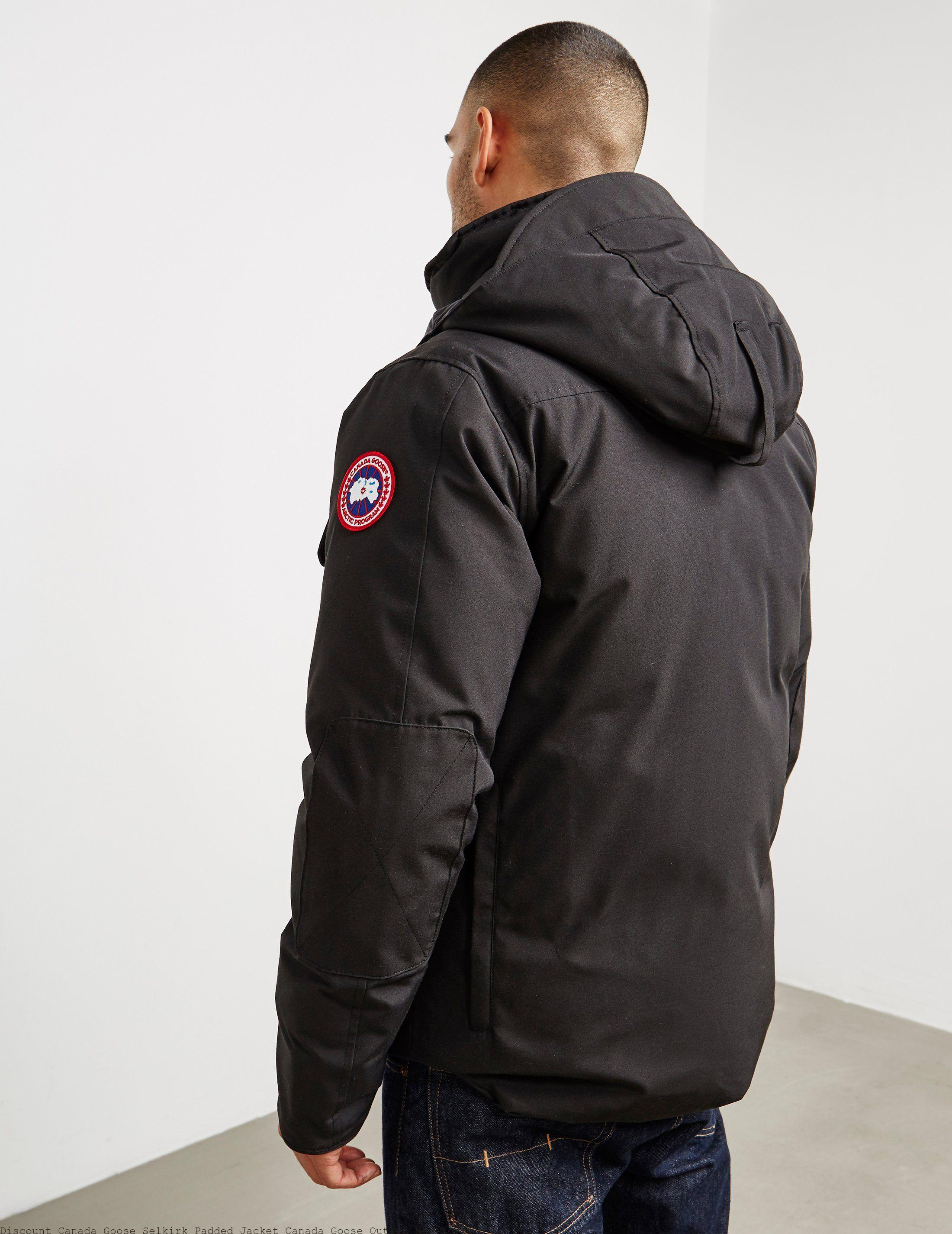 Discount Canada Goose Selkirk Padded Jacket Canada Goose Outlet New York –  Buying Cheap Canada Goose Outlet Jacket Online?