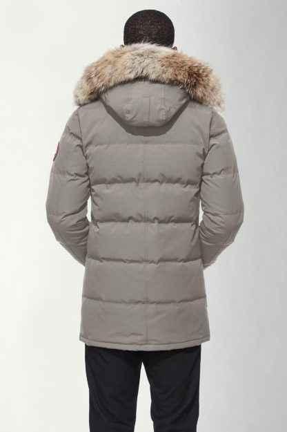 Outlet Limestone Canada Goose Men  s Outerwear Jackets with Fur ... 25245c9ab348