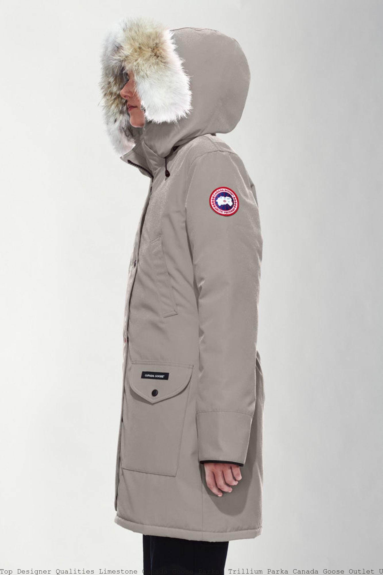 Top Designer Qualities Limestone Canada Goose Parkas Trillium Parka Canada Goose Outlet Uk Sale 6660L